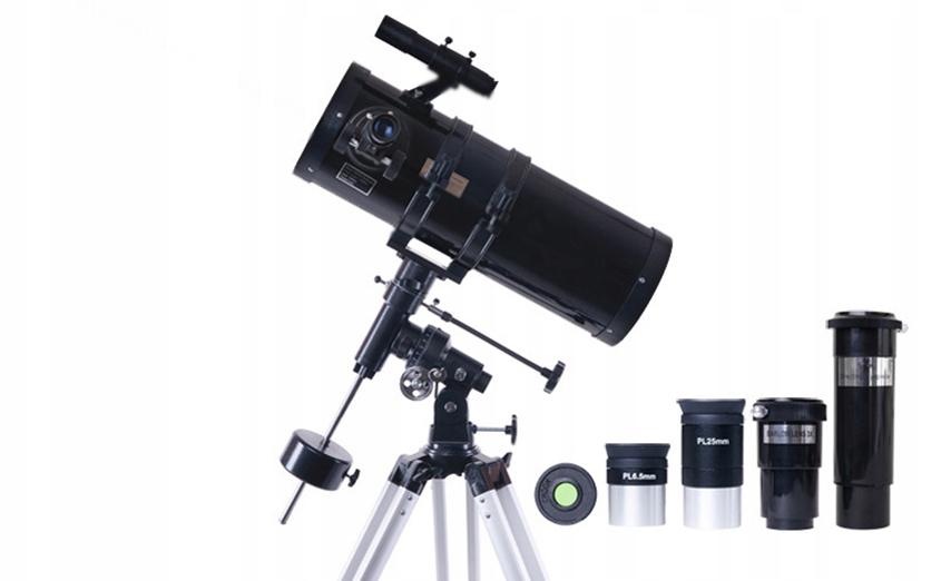 Телескоп  POLCRAFT 150F1400EQ