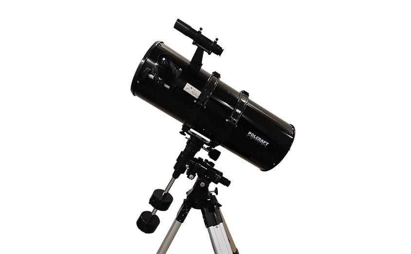 Телескоп Polcraft 800×203 EQ4