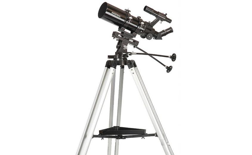 Телескоп Arsenal 80/400 AZ3