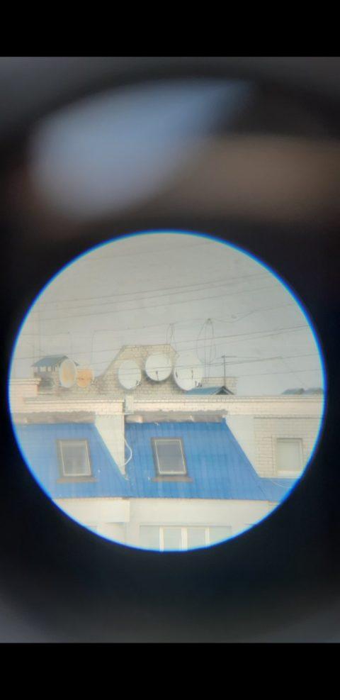 Мой телескоп 45х
