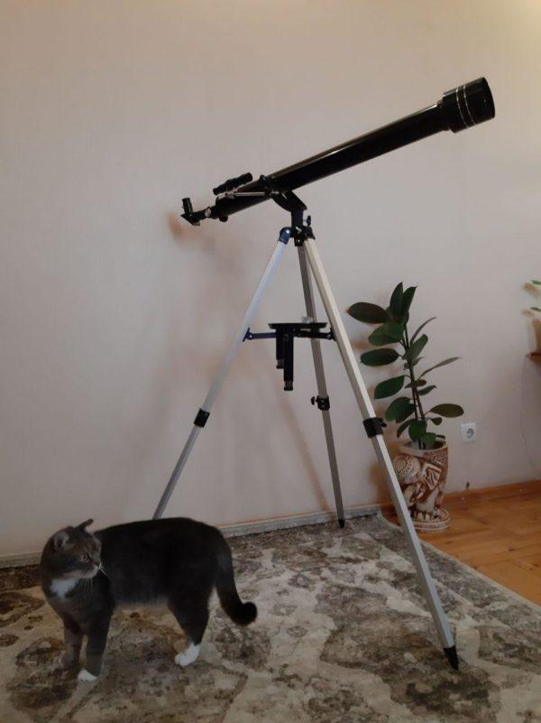 телескоп наш
