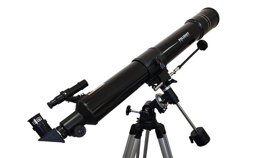 Телескоп polcraft 80/900EQ2